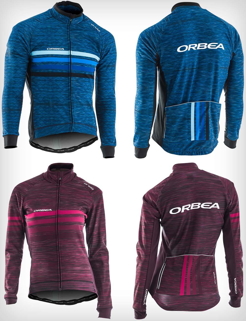 En TodoMountainBike: Orbea presenta su colección otoño-invierno de ropa técnica para ciclistas