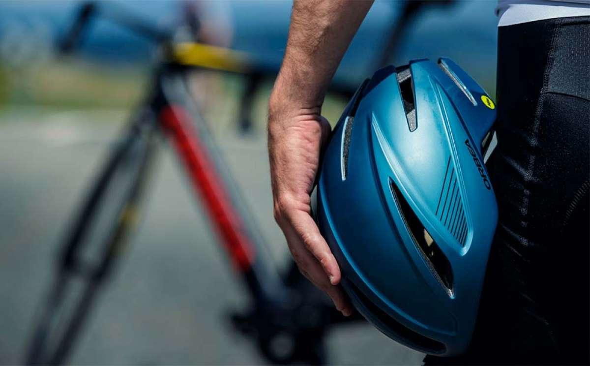 Orbea presenta los dos cascos más avanzados de su catálogo de 2019: R10 Aero MIPS y R10 MIPS