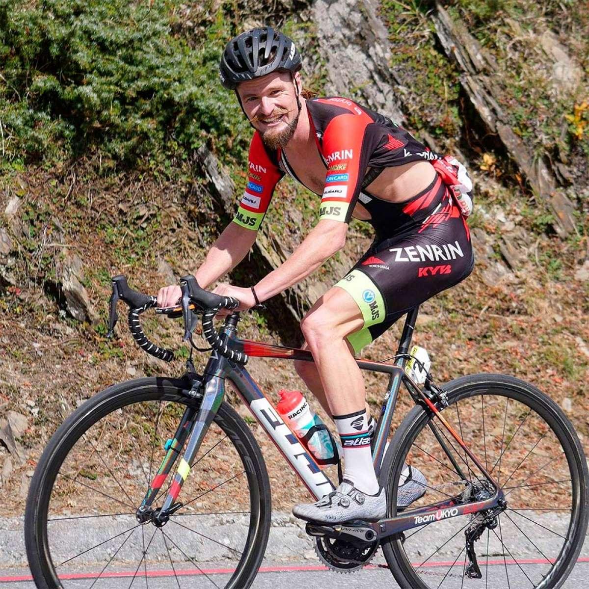 En TodoMountainBike: El ciclista español Óscar Pujol anuncia su retirada del pelotón profesional