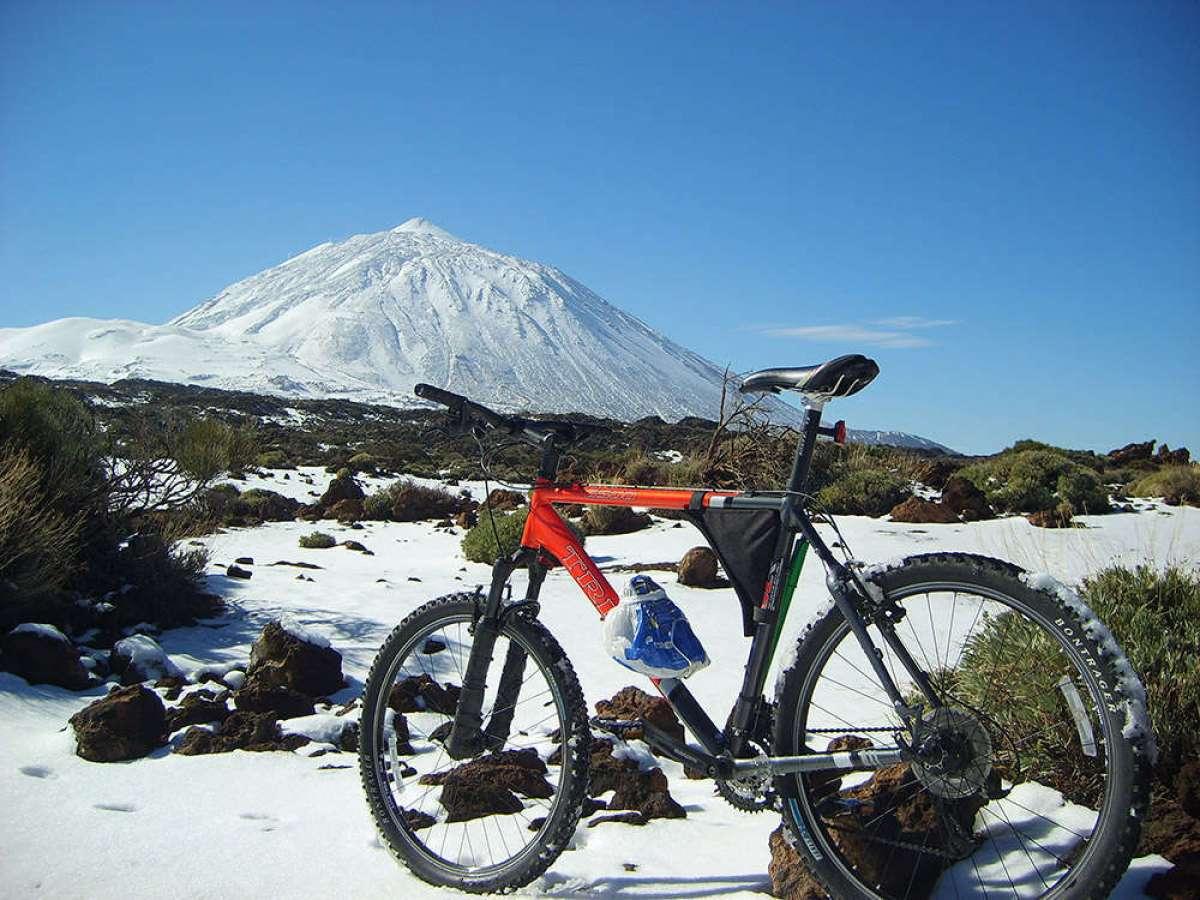 """La foto del día en TodoMountainBike: """"Parque nacional del Teide"""""""