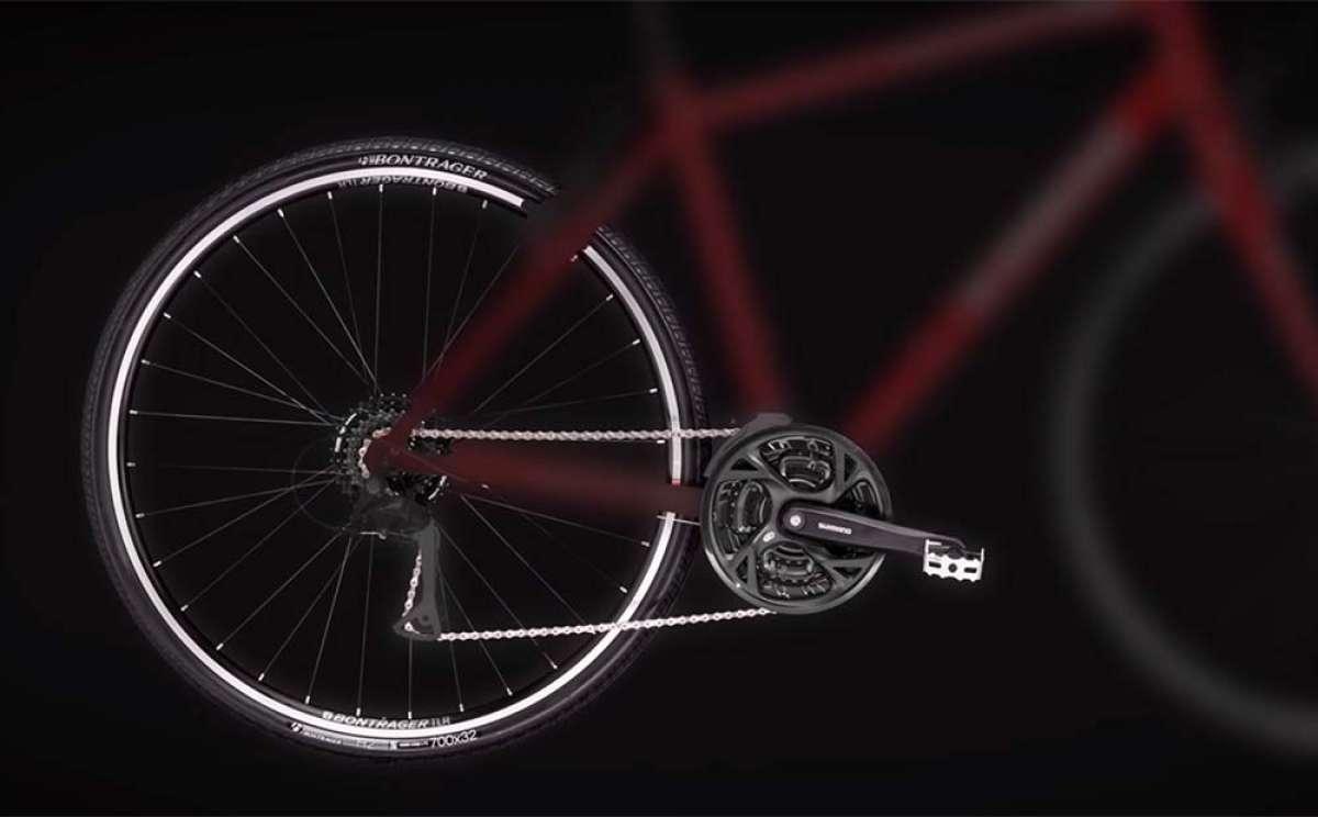¿Cómo se llaman las partes de una bicicleta? Trek Bikes lo explica