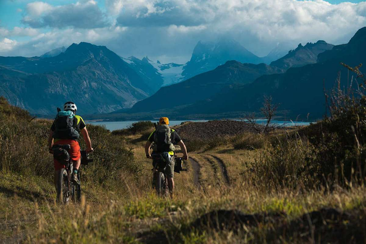 Patagón, la maravillosa experiencia de cruzar en bicicleta la Patagonia argentina