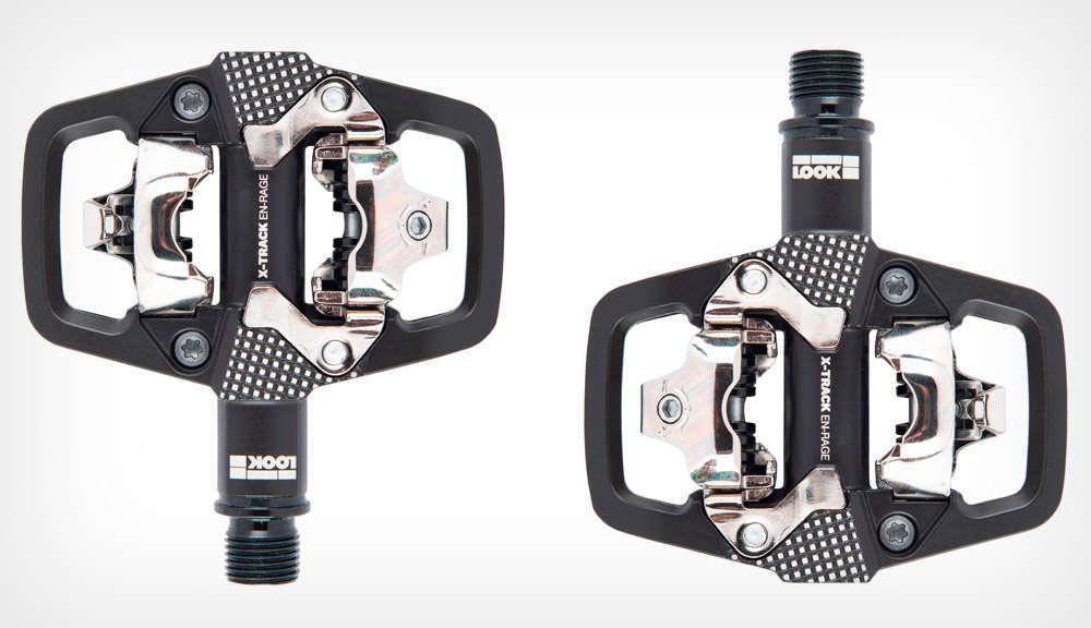 En TodoMountainBike: Look X-Track En-Rage, unos pedales mixtos para amantes del Trail y el Enduro