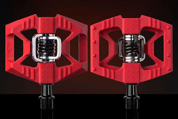 Crankbrothers Double Shot 1, unos pedales mixtos ideales para iniciarse con los automáticos