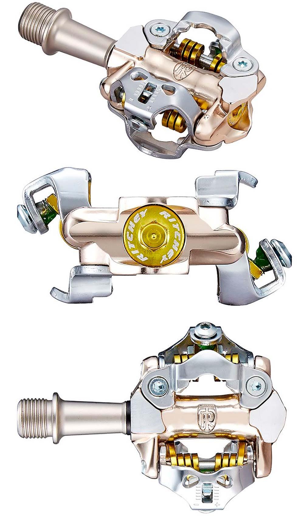 En TodoMountainBike: Ritchey WCS XC, los pedales automáticos que usan Nino Schurter y David Valero