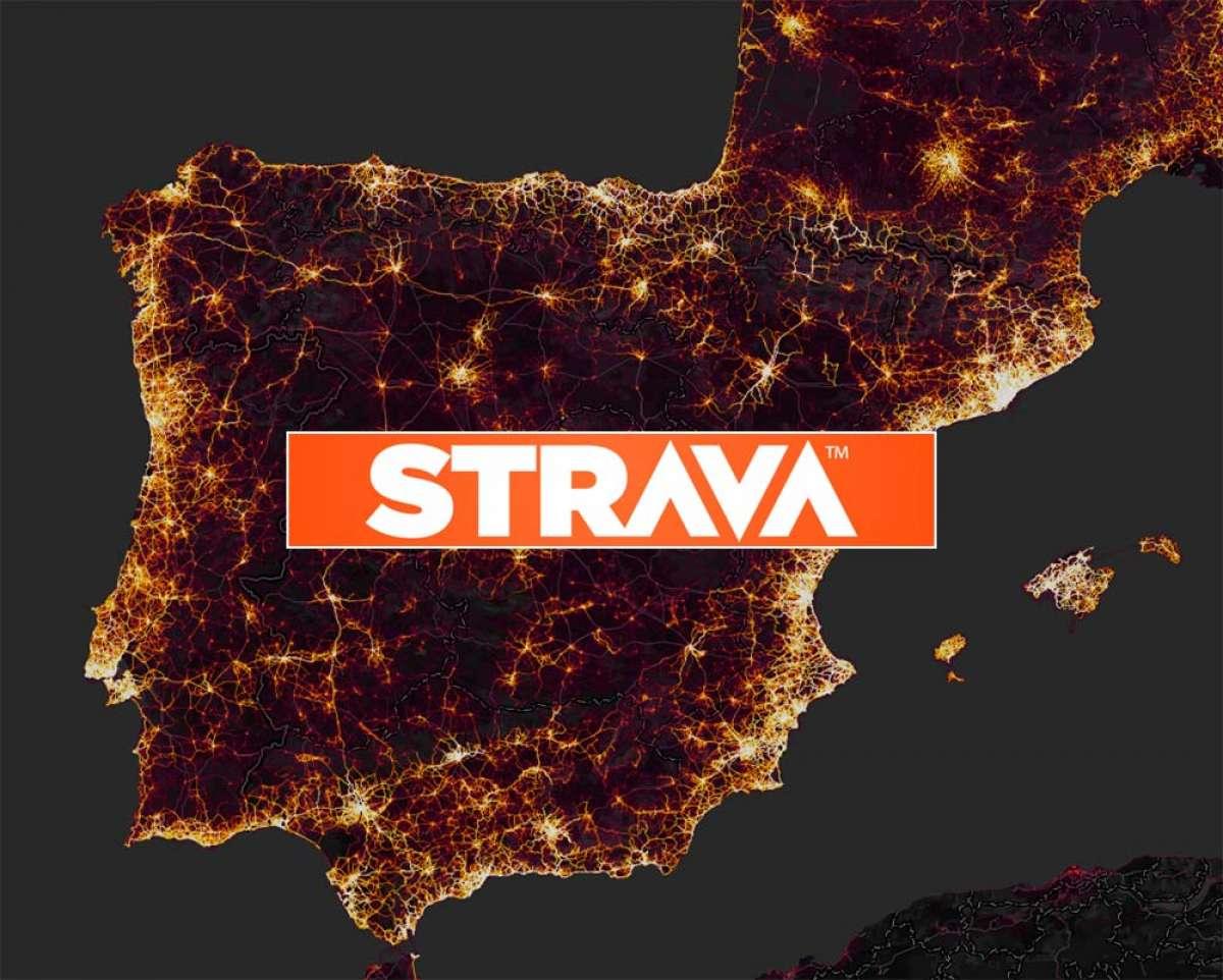 El perfil del ciclista español en 2018, según el informe anual de Strava