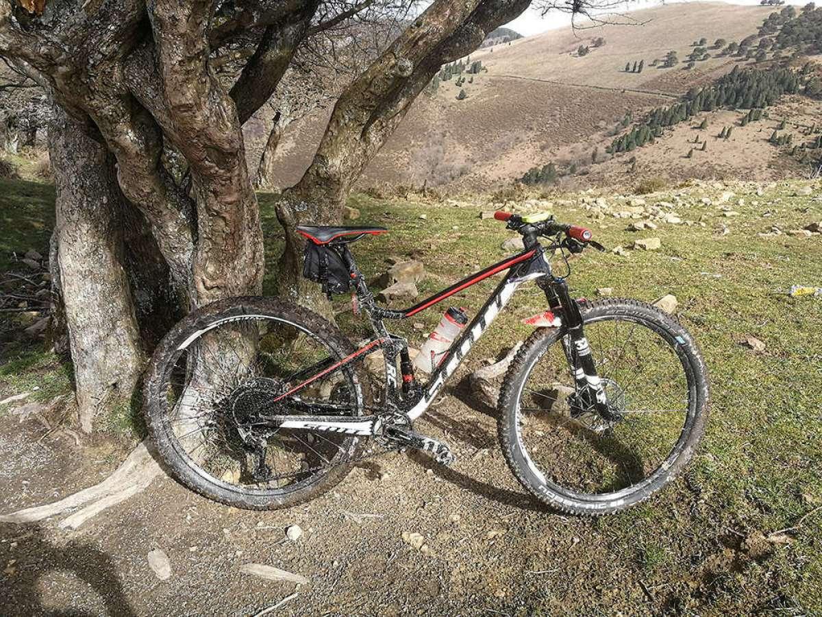 """La foto del día en TodoMountainBike: """"Pico de la Cruz"""""""