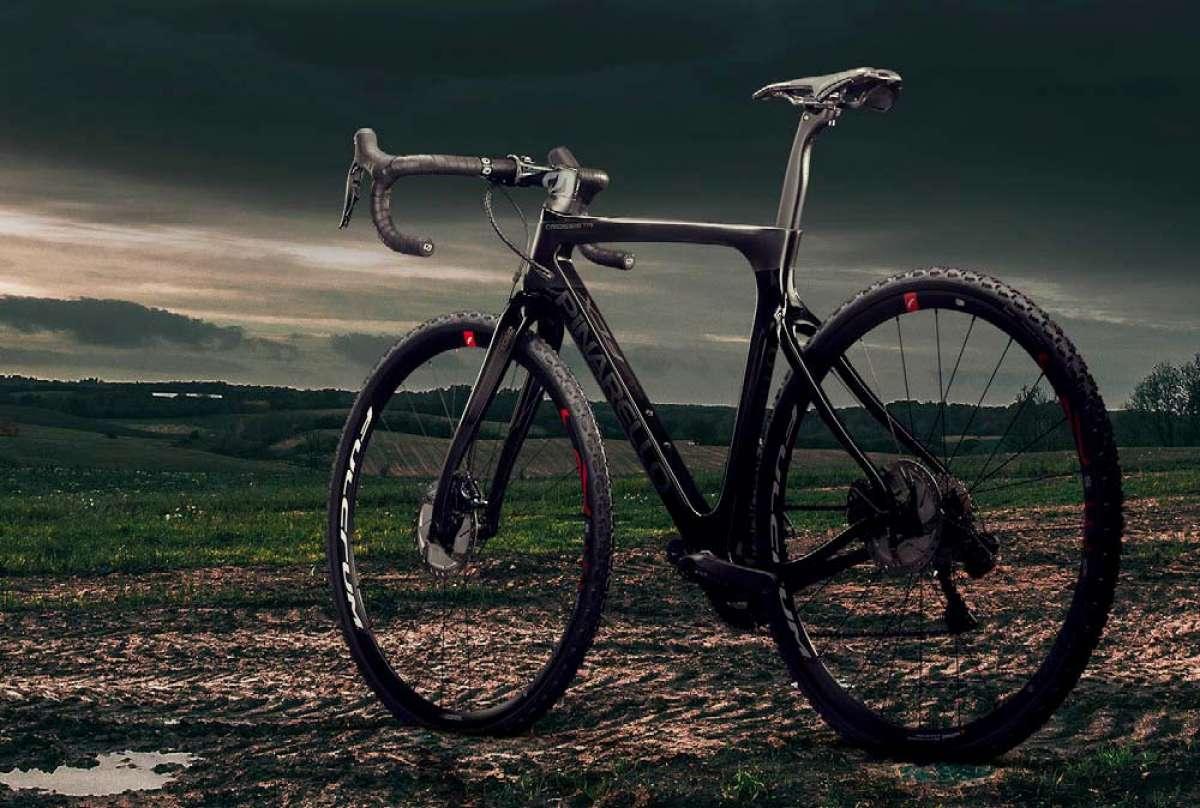 Pinarello presenta la Crossista, una bicicleta de CX diseñada para ofrecer la mínima resistencia aerodinámica
