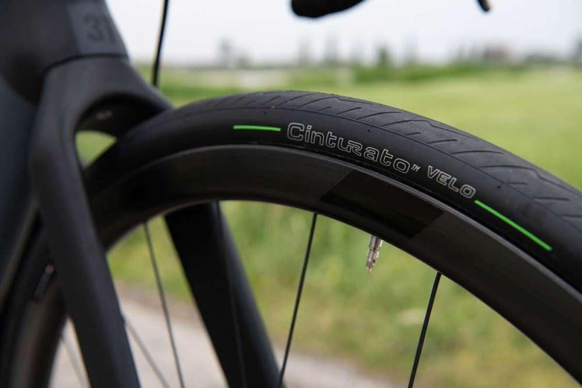 Pirelli Cinturato Velo, los neumáticos 'Tubeless Ready' más polivalentes para bicicletas de carretera y Gravel