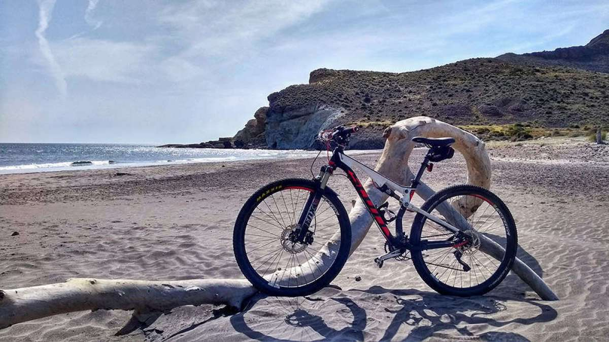 En TodoMountainBike: La foto del día en TodoMountainBike: 'The Beach'