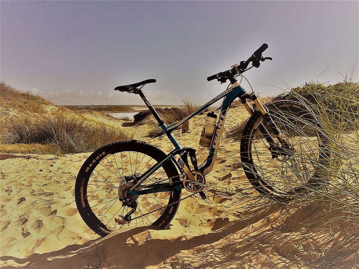 """La foto del día en TodoMountainBike: """"Playa de Santa Teresa"""""""