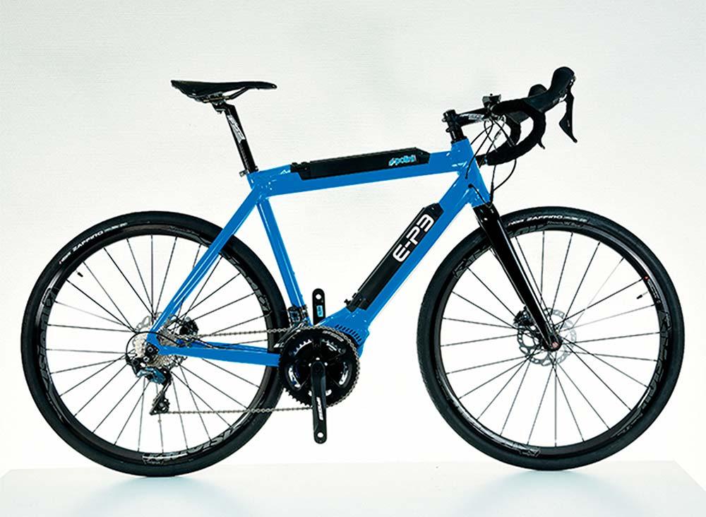 En TodoMountainBike: E-Bikes con más de 400 km de autonomía con el motor E-P3 con batería dual de Polini Motori