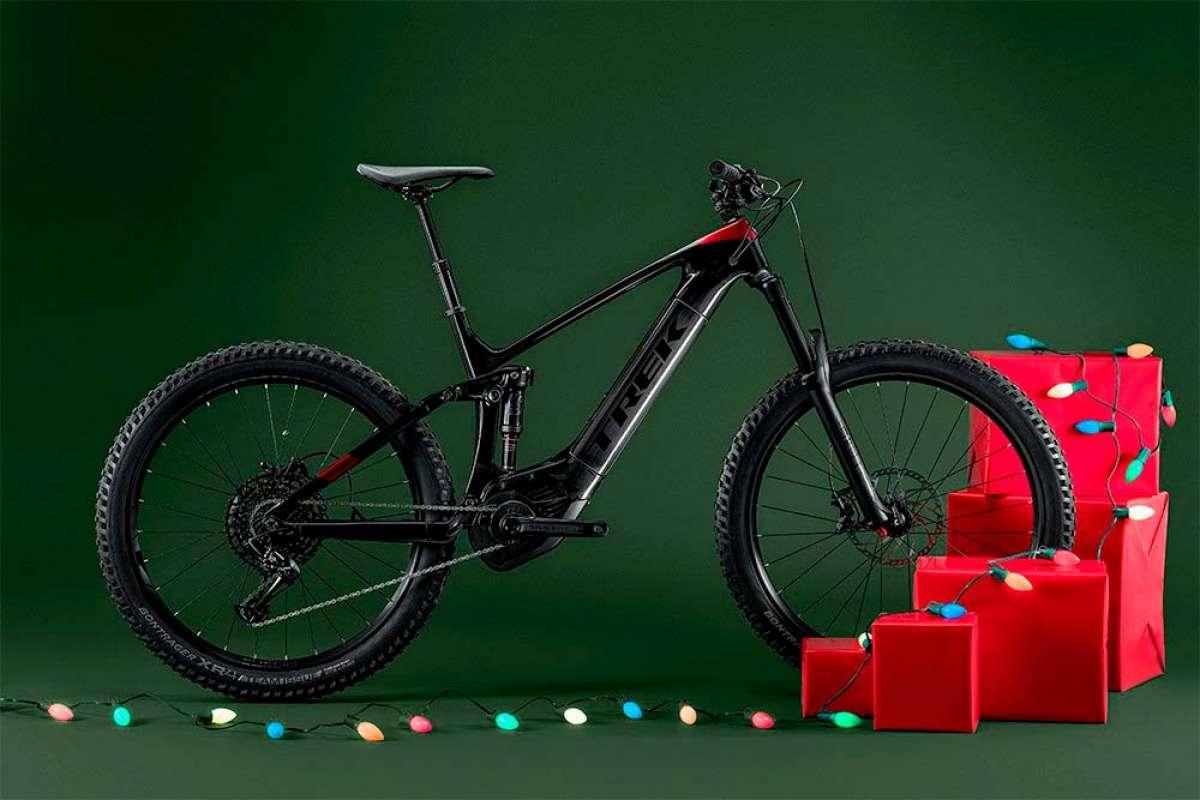 ¿Por qué regalar una bicicleta en Navidad? Cinco razones de mucho peso