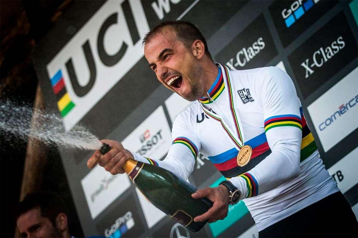 ¿Cuánto han ganado los primeros clasificados en los Campeonatos del Mundo de Mountain Bike 2018 de Lenzerheide?