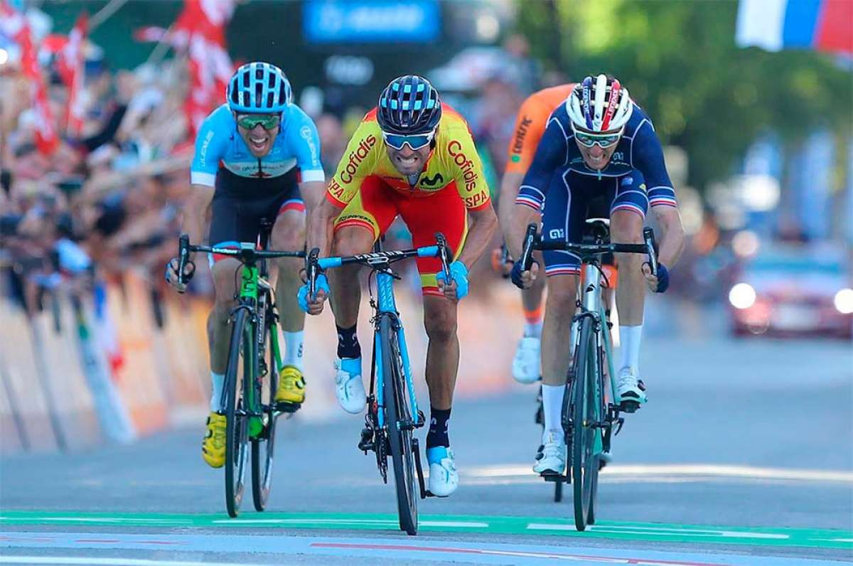 At TodoMountainBike: How much was the money earned by the first place riders at the Innsbruck Road Cycling World Championship?