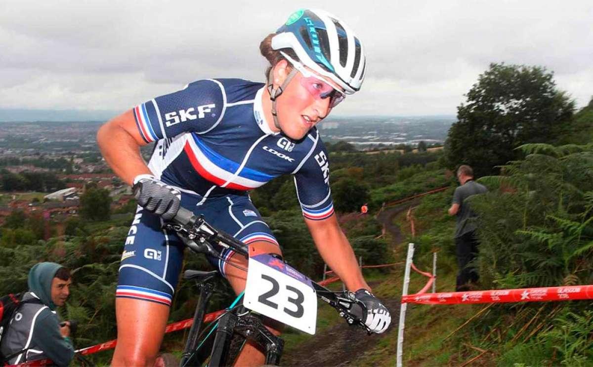 El BMC MTB Racing Team se refuerza para 2019 con el fichaje de Julie Bresset y Lukas Flückiger