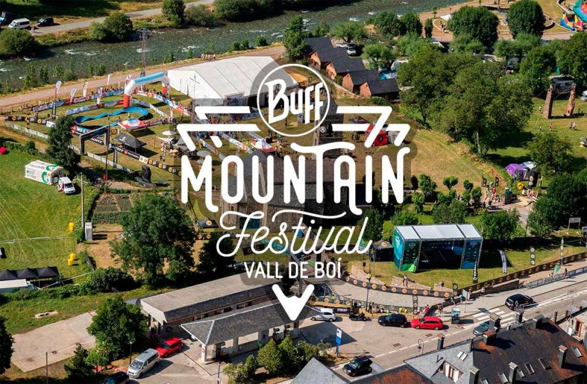 En TodoMountainBike: La tercera edición del Buff Mountain Festival ya tiene fecha: del 12 al 14 de julio en la Vall de Boí