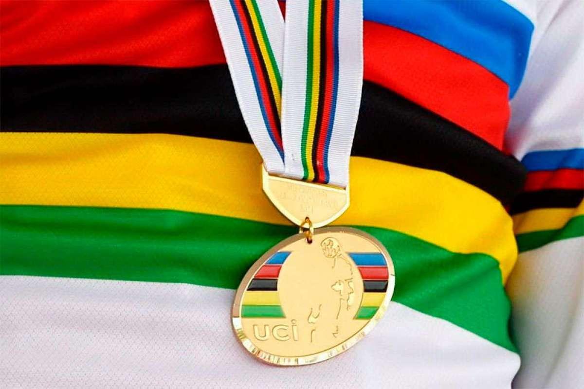 Un repaso a la colección 2018 de prendas Santini UCI Rainbow