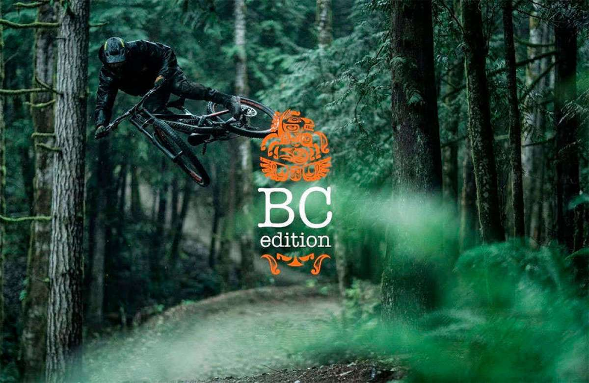 Las Commencal Furious BC Edition y META AM V4.2 BC Edition en acción con Brendan Howey y Daniel Fleury
