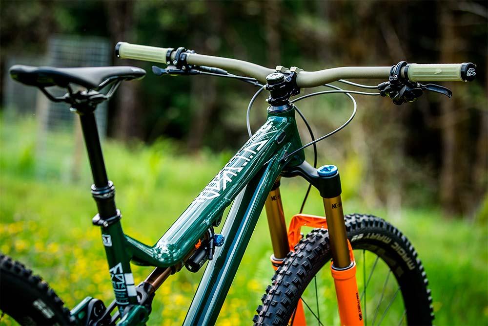 En TodoMountainBike: Primeras imágenes de la Commencal META TR 29, una agresiva máquina de Trail con ruedas de 29 pulgadas