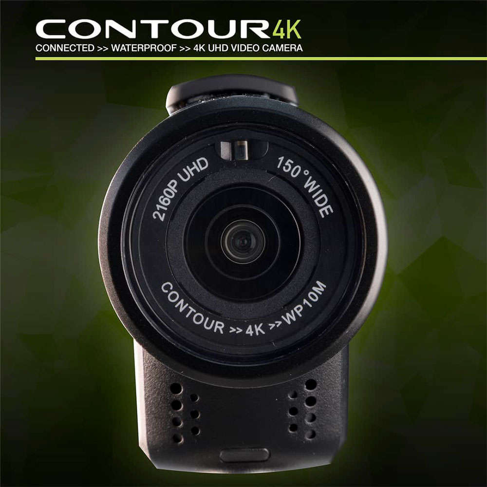 En TodoMountainBike: Contour regresa al mercado anunciando el lanzamiento de una cámara de acción 4K
