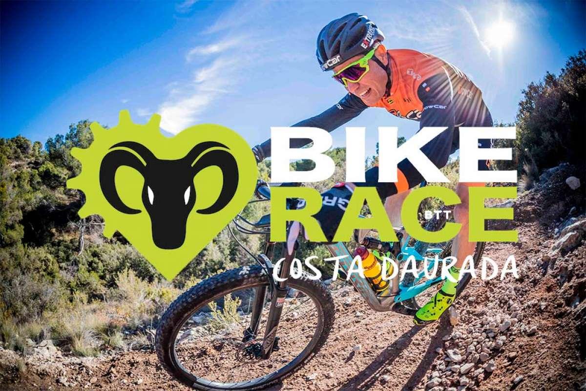 Nace la Costa Dorada Bike Race, una prueba MTB de tres etapas donde deportistas y acompañantes van a disfrutar por igual