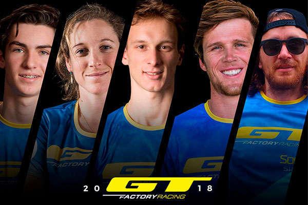 George Brannigan, Noga Korem y Joey Foresta, a las filas del GT Factory Racing