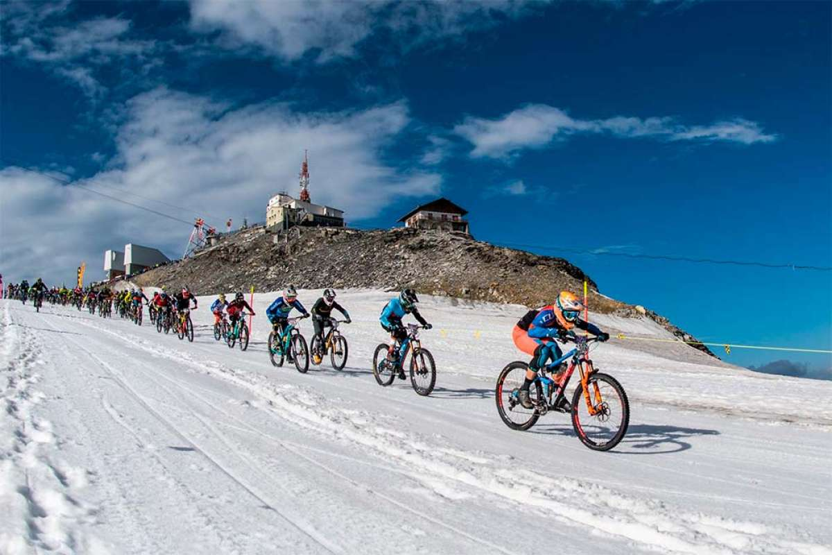 European Mass Start Series, el primer campeonato europeo de descenso en avalancha