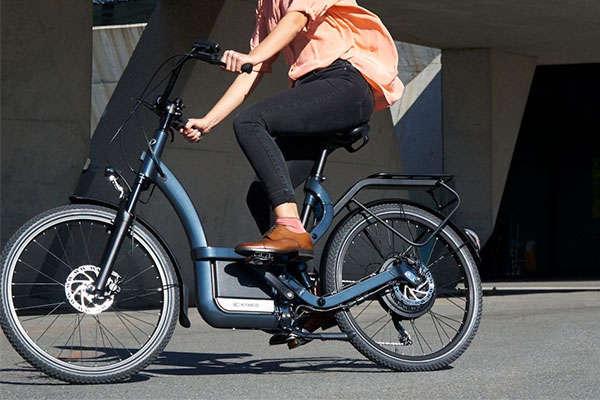 Kymco se estrena en el segmento de las e-Bikes lanzando una gama de modelos de diseño propio