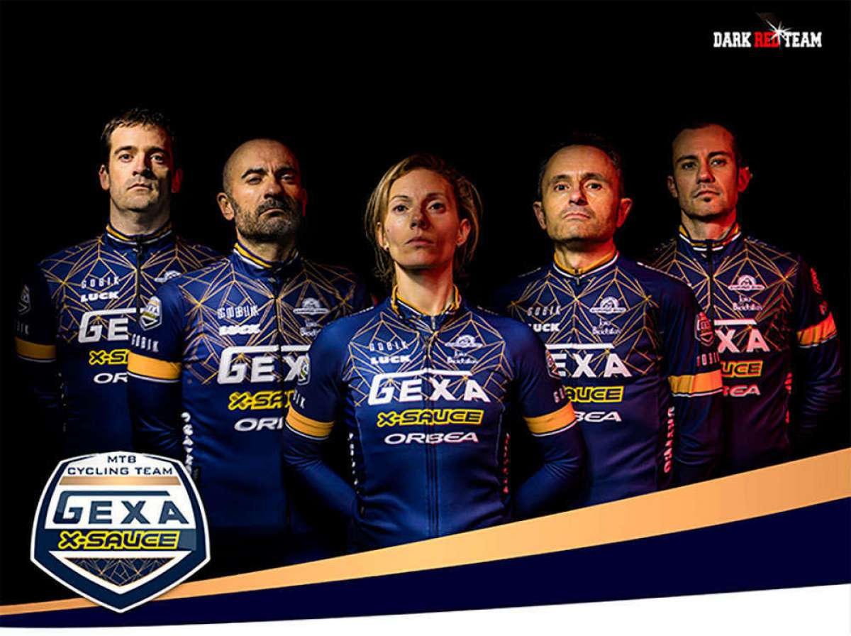 Presentado oficialmente el Gexa/X-Sauce MTB Cycling Team 2018