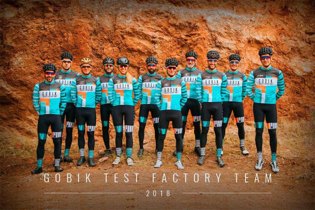 Presentada la estructura del Gobik Factory Team para la temporada 2018