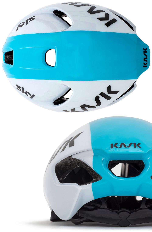 En TodoMountainBike: Kask presenta el Utopia, según la firma el casco de carretera más aerodinámico jamás creado