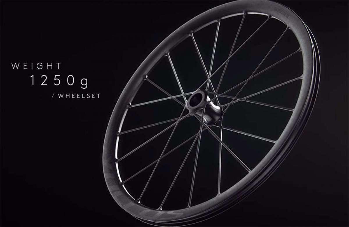 Las ruedas Syncros Silverton SL, al detalle