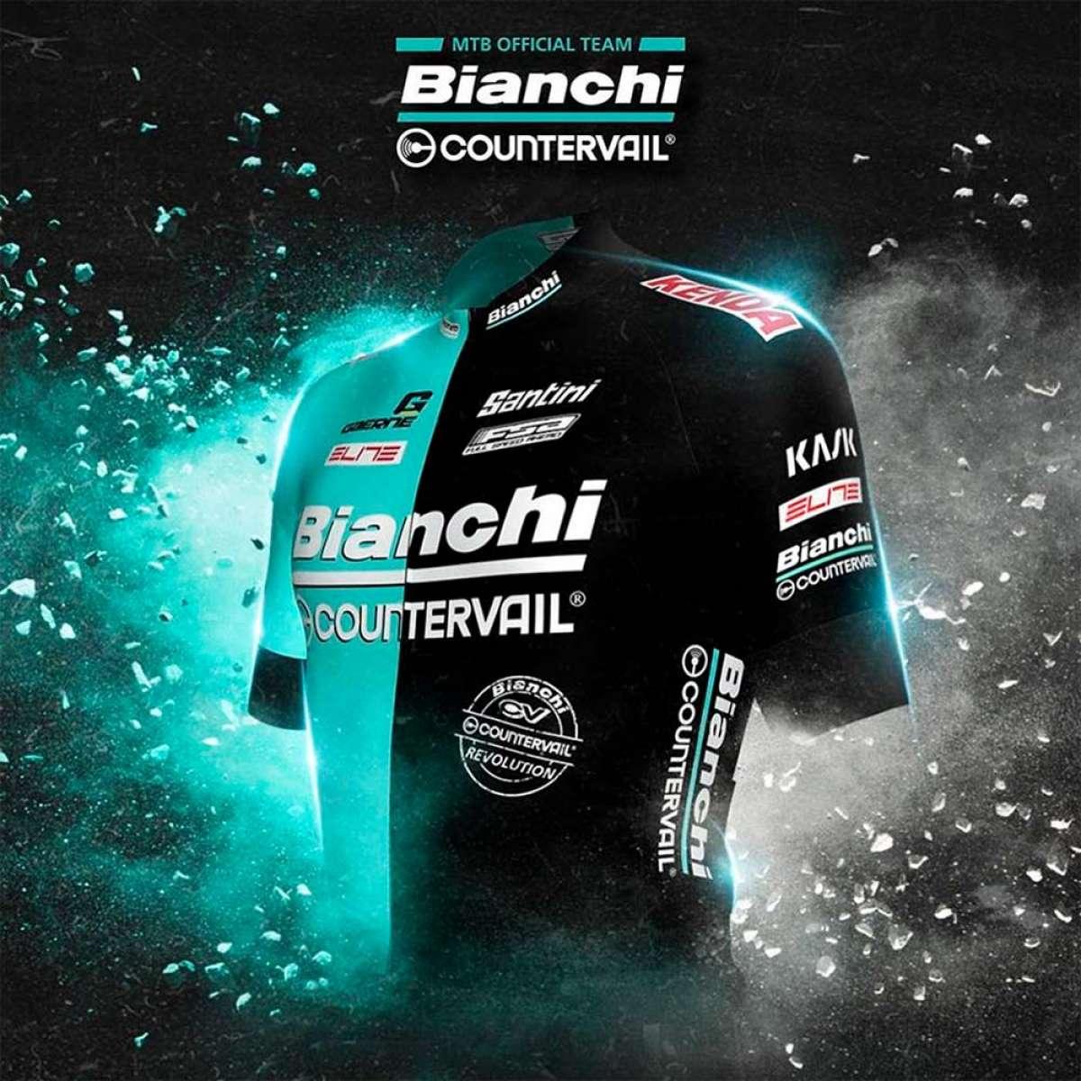 El Team Bianchi Countervail desvela su estructura para 2019, sin Marco Aurelio Fontana