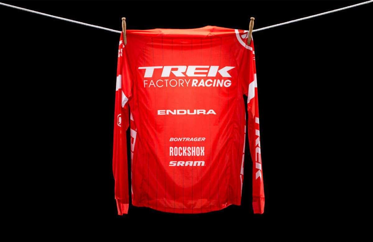 Presentación oficial del Trek Factory Racing Enduro 2018