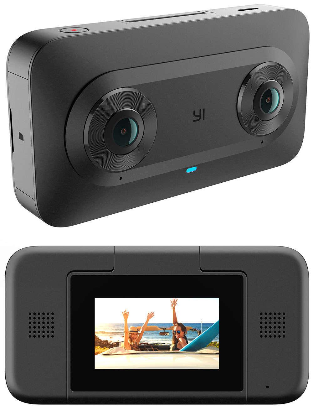 En TodoMountainBike: Xiaomi y Google presentan la YI Horizon VR180, una cámara de acción con captura de vídeo 3D a 5.7K