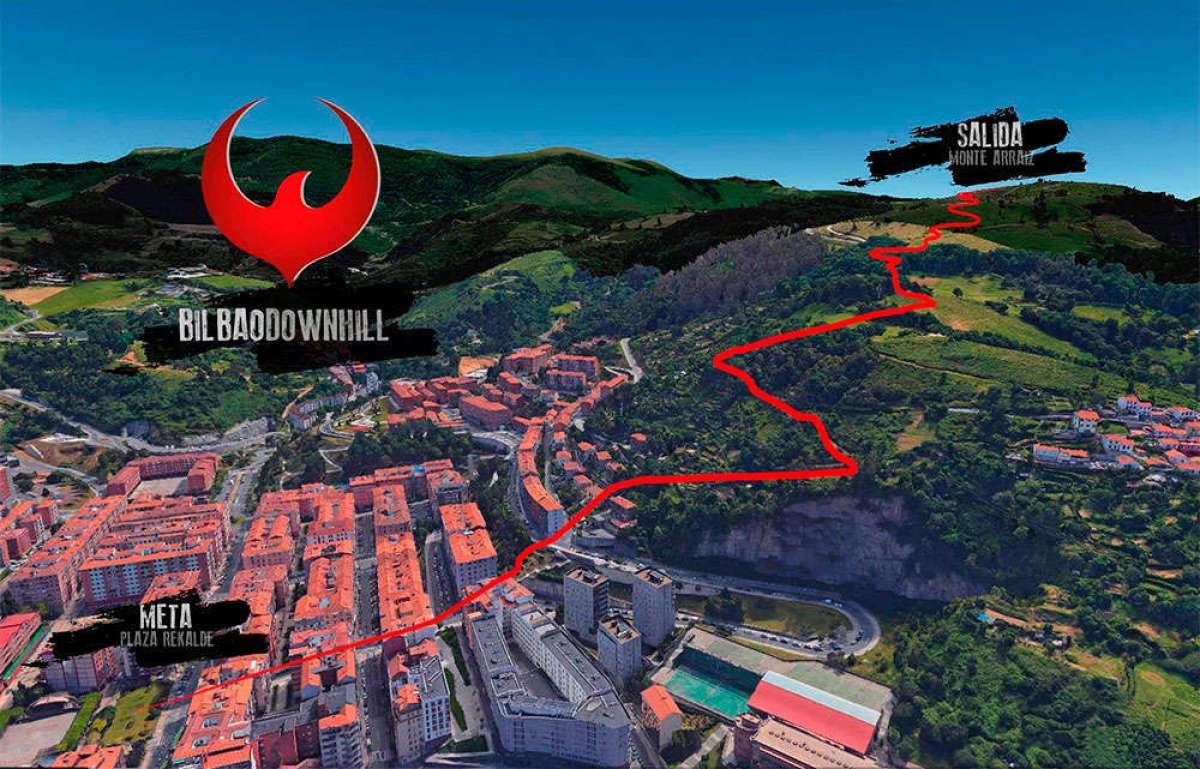 Todo listo para la Bilbao Downhill, segunda prueba del Open de España DHI 2018