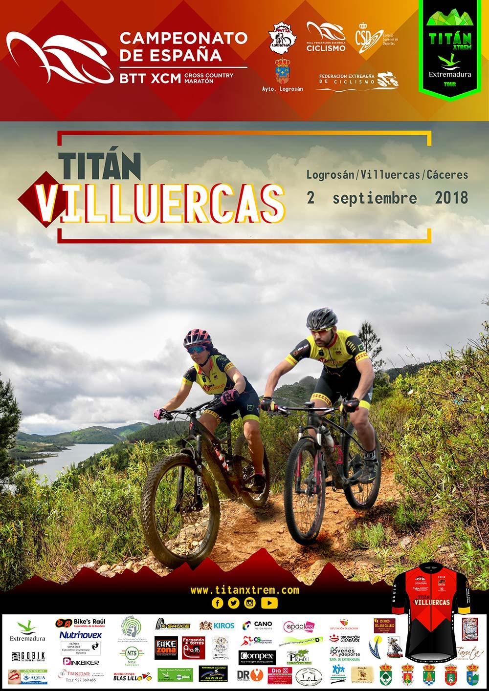 En TodoMountainBike: Todo a punto para el Campeonato de España XCM 2018 de Logrosán