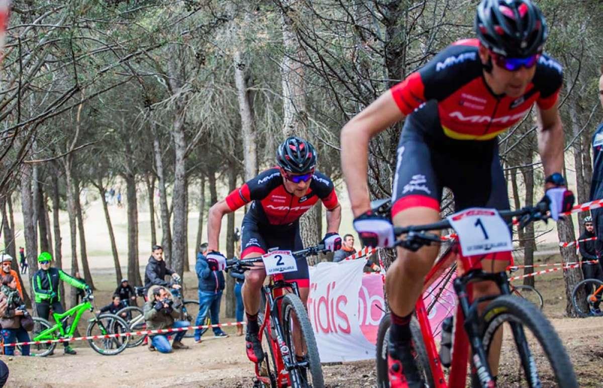 Los Campeonatos de España de XCO y XCE 2018 llegan a Moralzarzal