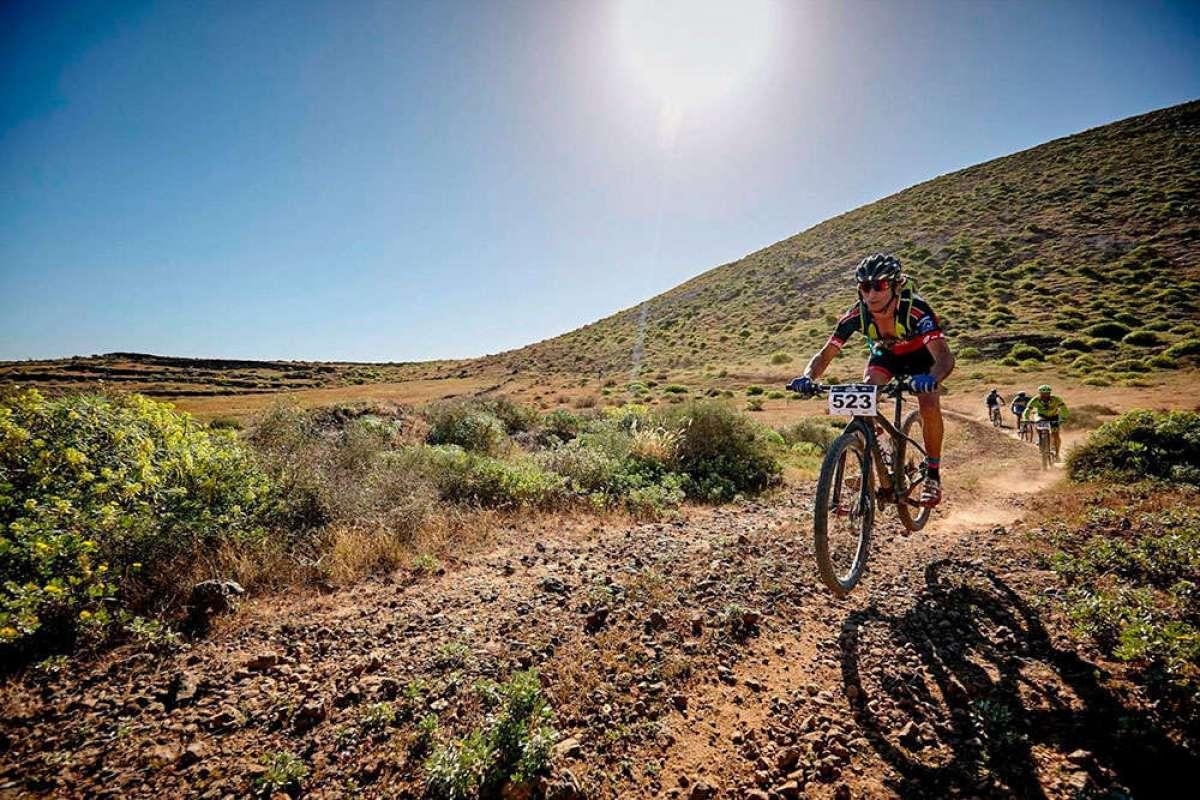 Todo a punto para el arranque de la Club La Santa 4 Stage Mountain Bike Race Lanzarote 2018