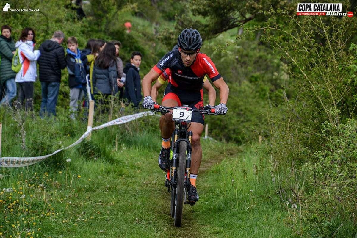 La primera prueba doble de la Copa Catalana Internacional BTT Biking Point 2018 se estrena en Vall de Lord