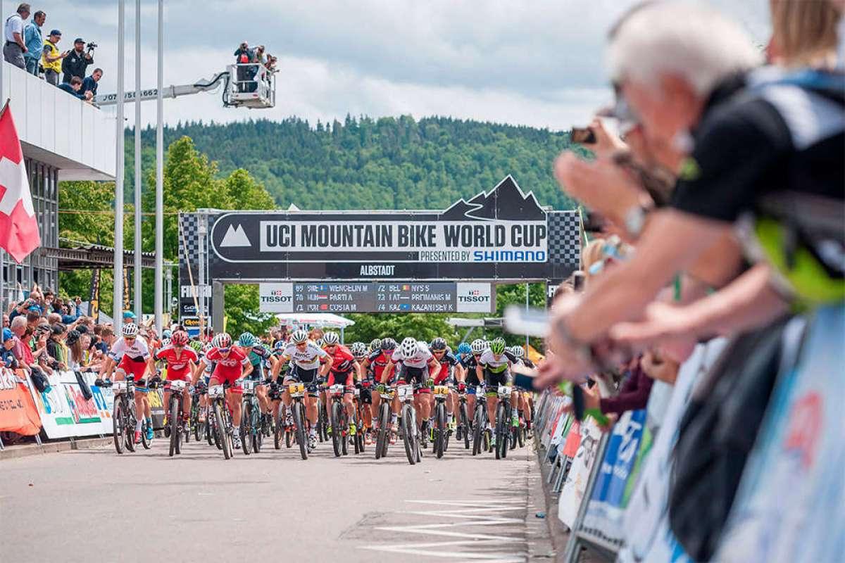 La Copa del Mundo XCO 2018 llega a Albstadt (Alemania), y estrena el Short Track