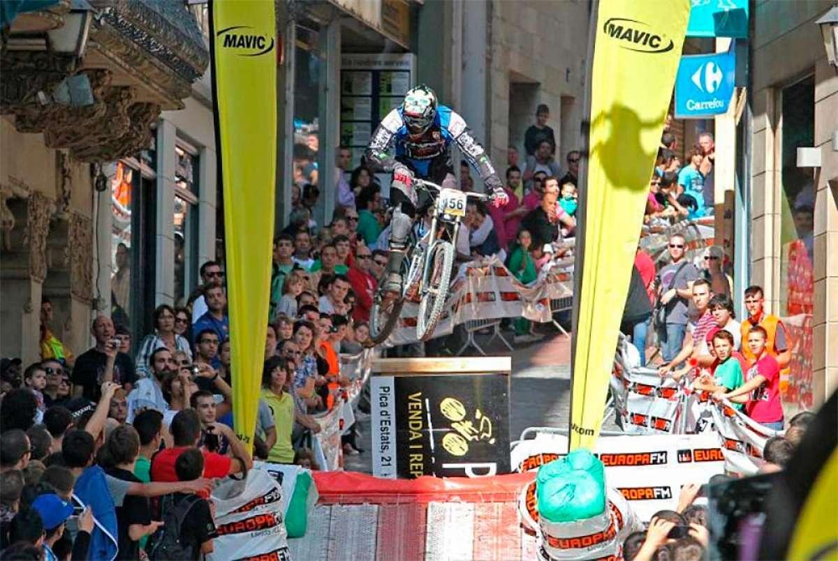 La prueba de DH urbano más veterana de España, la Down Town Ciutat de Lleida 2018, calienta motores