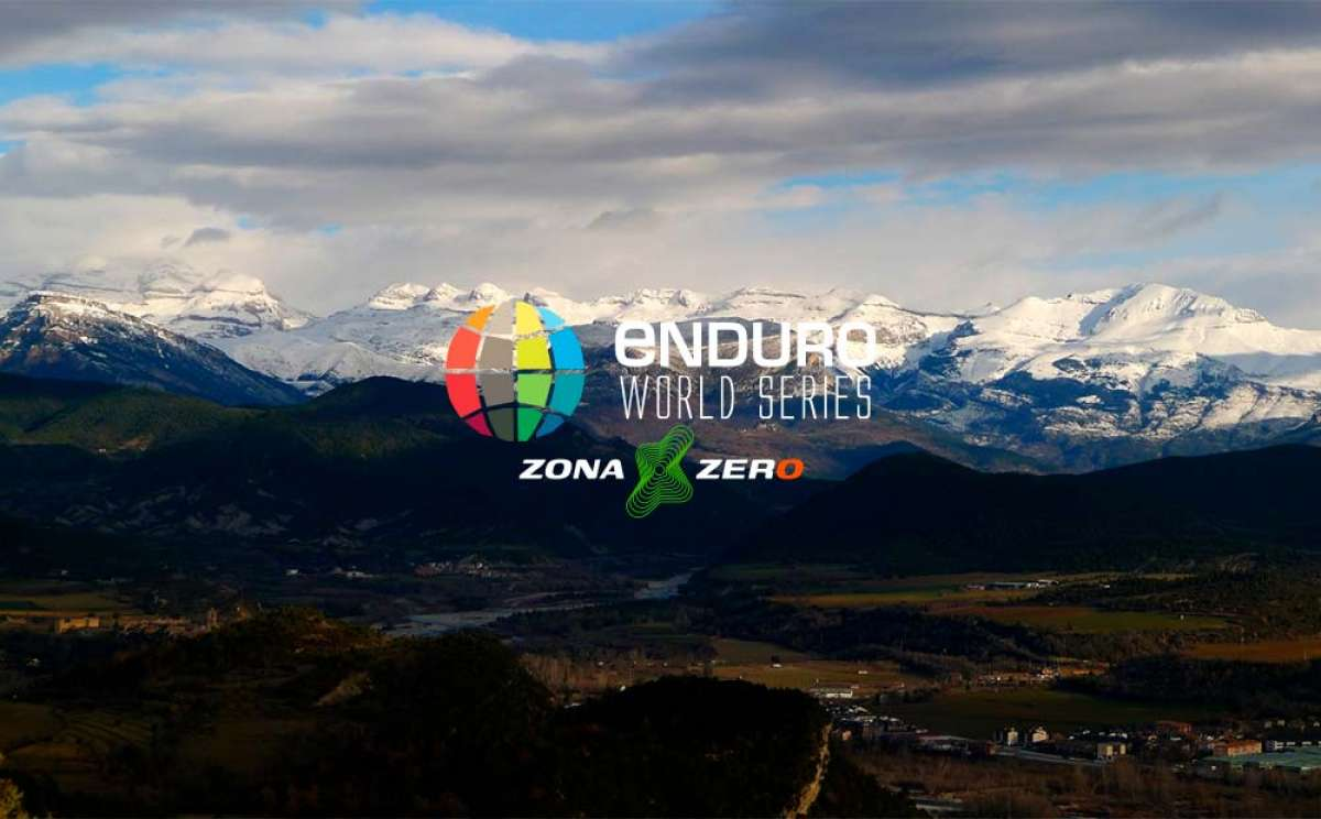 Las Enduro World Series 2018 llegan a Zona Zero-Sobrarbe