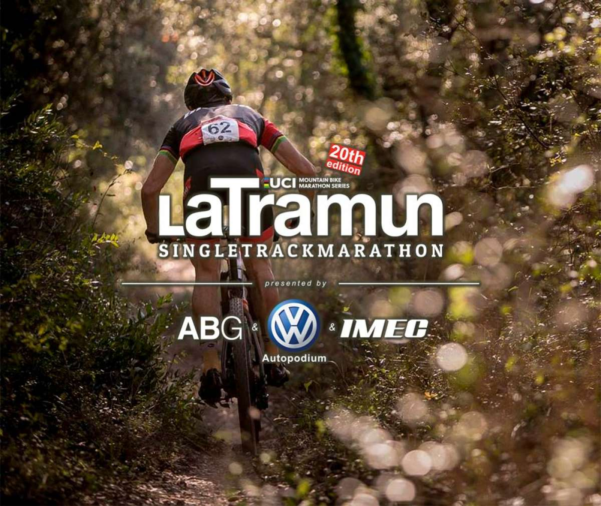 La carrera de los 'singletracks' calienta motores: llega LaTramun 2018