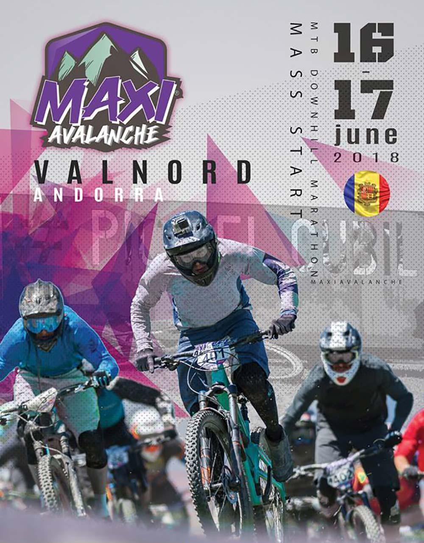 La Maxiavalanche Europe Cup 2018 arranca en Vallnord con 600 participantes