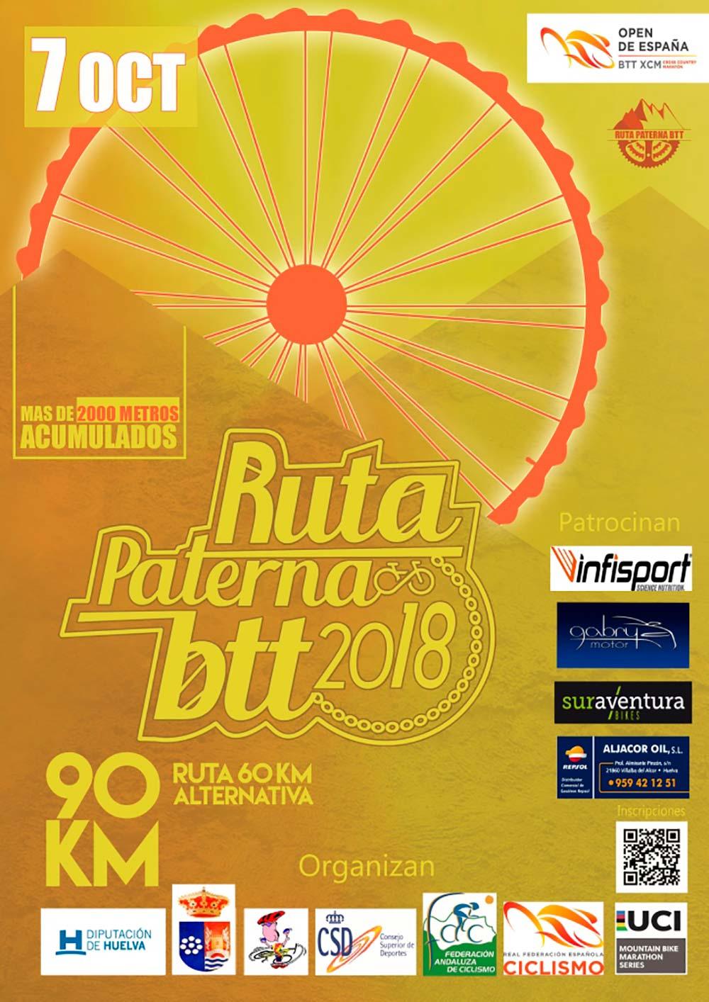 El Open de España XCM 2018 se decide en el Gran Premio Villa de Paterna