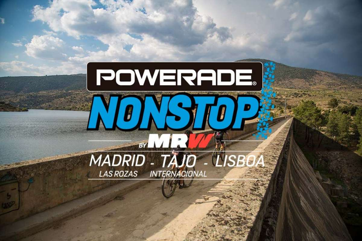 Arranca la Powerade MTB Non Stop Madrid-Lisboa 2018 con récord de inscritos