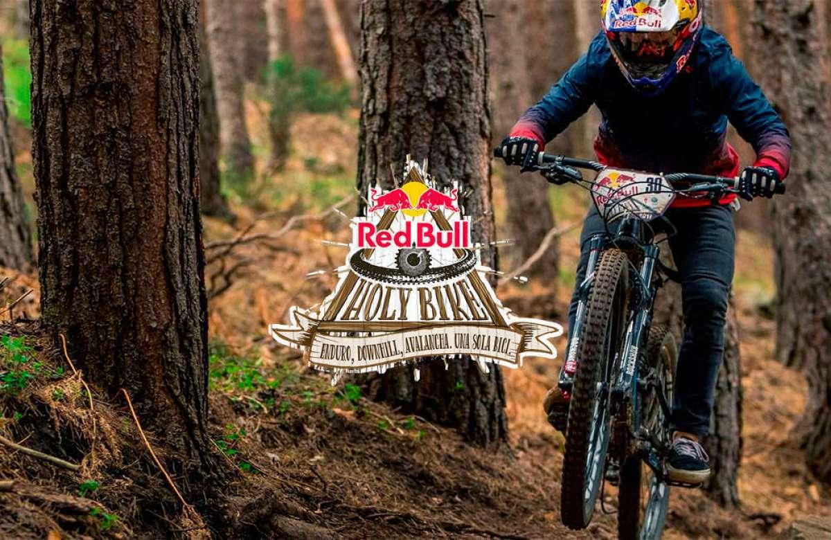 Todo a punto para el Red Bull Holy Bike 2018 en el Bike Park de La Pinilla