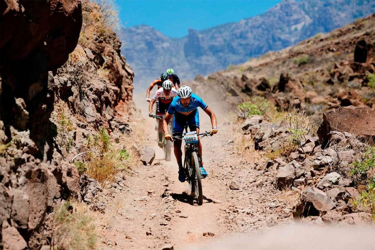 600 participantes listos para afrontar la III Transgrancanaria Bike